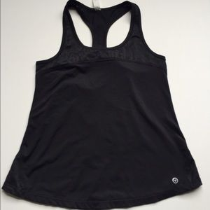American Eagle Activewear Top w/ Lace Detail XS